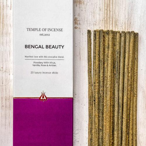 Bengal Beauty incense sticks