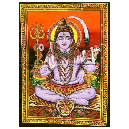 Shiva wall hanging product