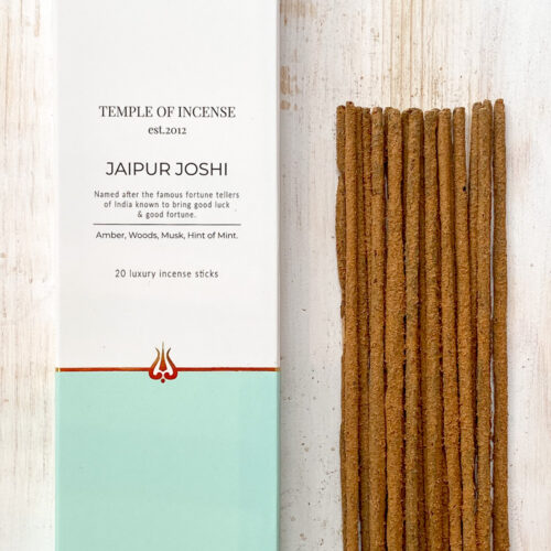 Jaipur Joshi incense sticks