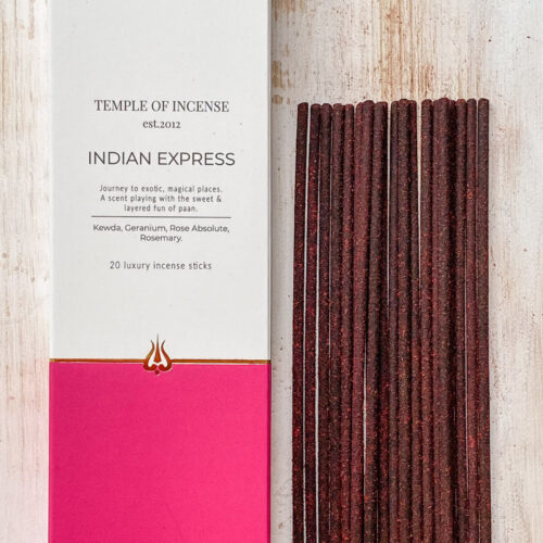 Indian Express incense sticks