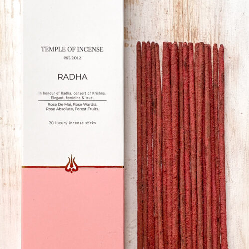 Radha incense sticks