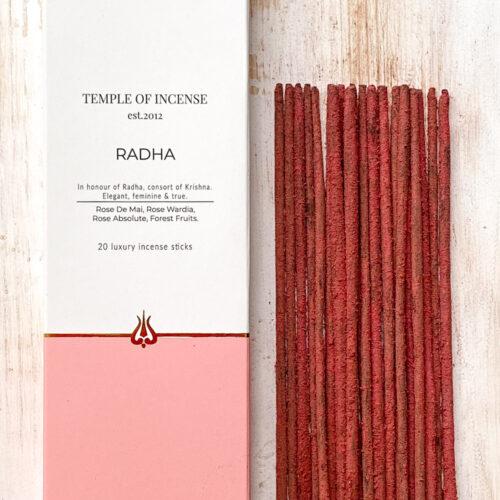 Radha incense sticks