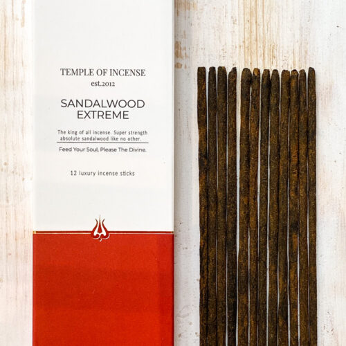 Sandalwood Extreme incense sticks