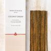 Coconut Dream incense sticks