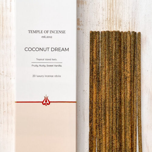 Coconut Dream incense sticks