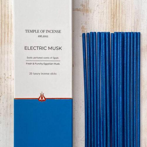 Electric Musk incense sticks