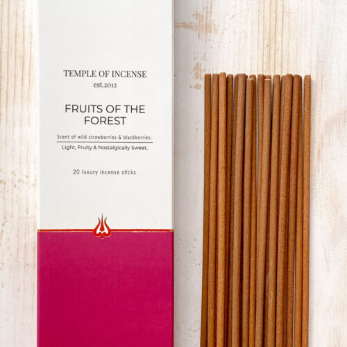 Fruits of the forest incense