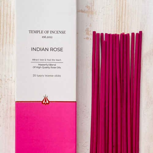 Indian Rose incense sticks