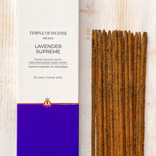 Lavender Supreme incense
