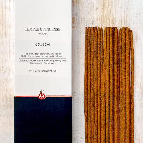 Oudh Agarwood incense