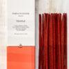 Temple incense sticks