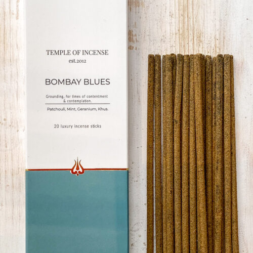 Bombay Blues incense sticks