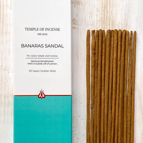 Banares Sandalwood incense sticks