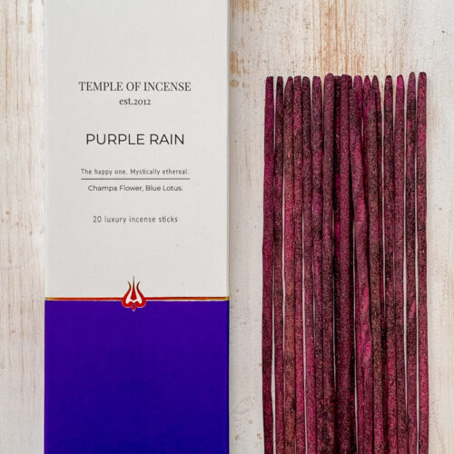 Purple Rain incense