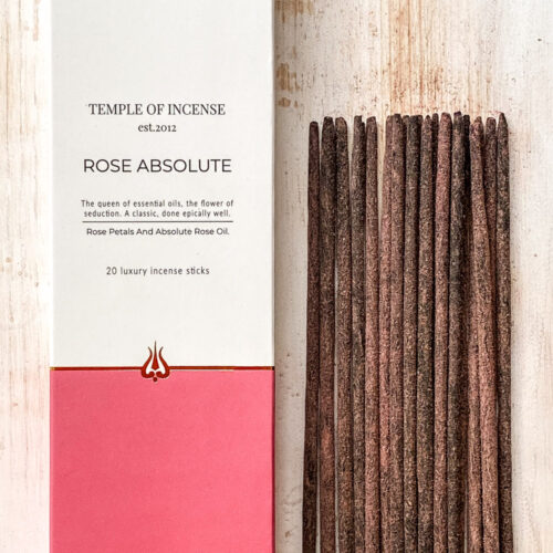 Rose Absolute incense sticks