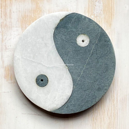 YIN YANG INCENSE HOLDER