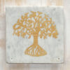MARBLE TREE OF LIFE INCENSE HOLDER
