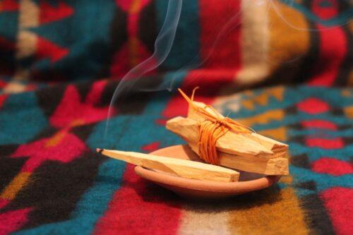 Palo Santo holy wood smudge stick