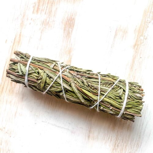 buy white sage and rosemary smudge stick