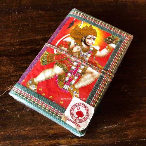 Hanuman Notebook
