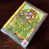 Radha Krishna Green Notebook