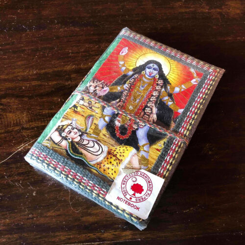 Small Maa Kali Notebook
