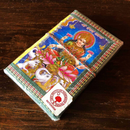 Small Lakshmi Notebook