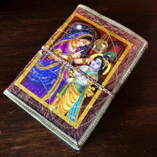 Krishna & Devaki Notebook