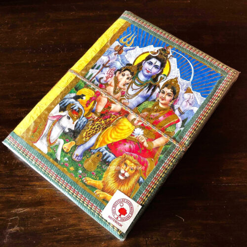 Shiva's Family Notebook