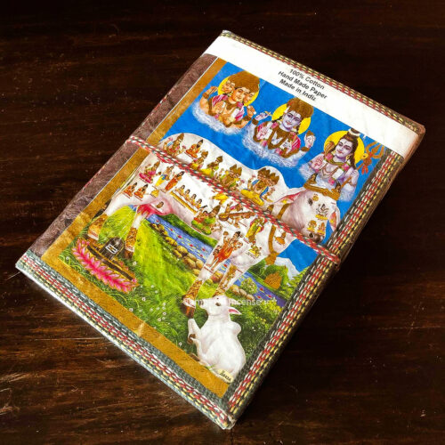 Gaumata Holy Cow Notebook