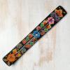 wooden incense stick holder - black