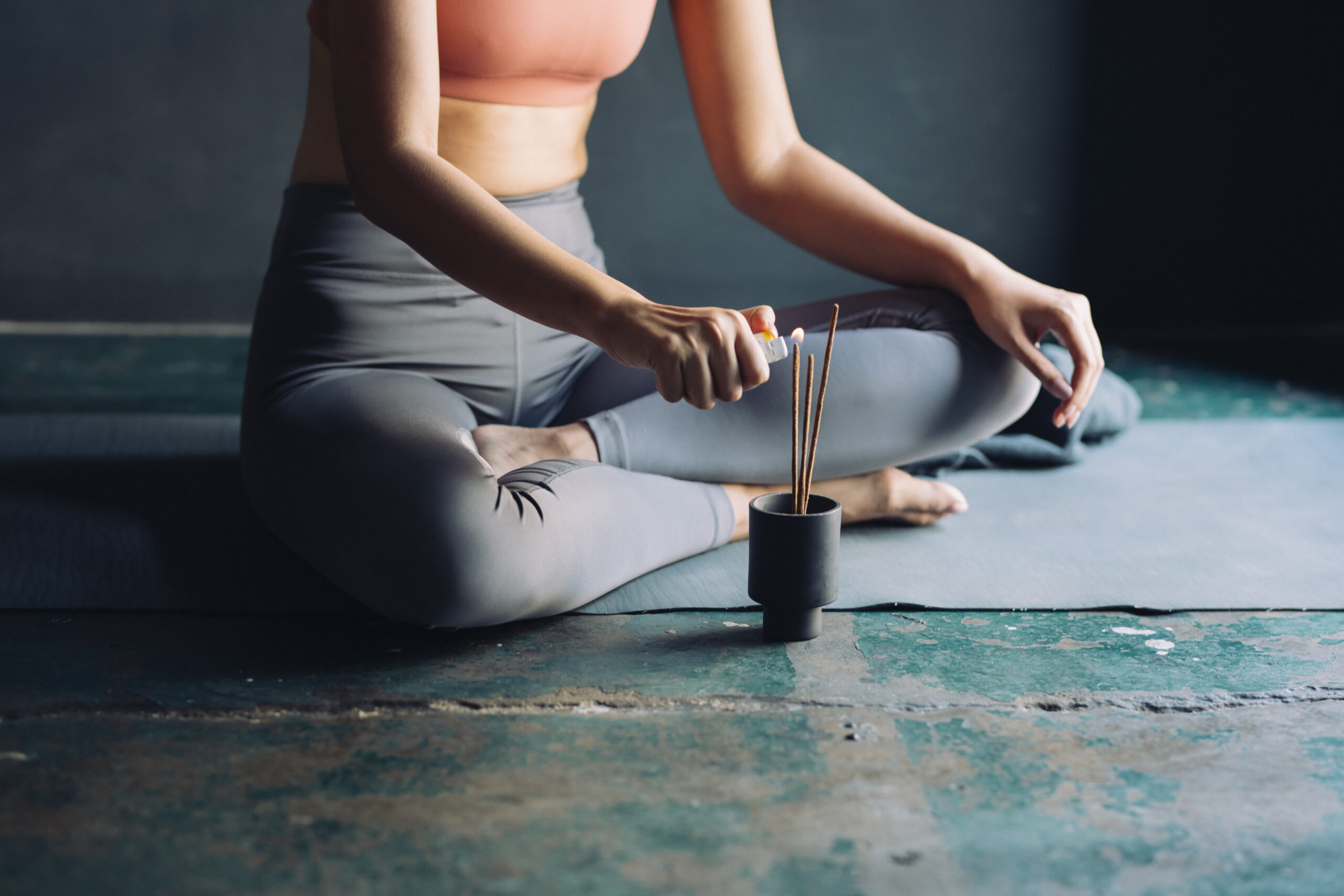 The best incense for yoga and meditation