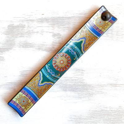 Yoga incense holder