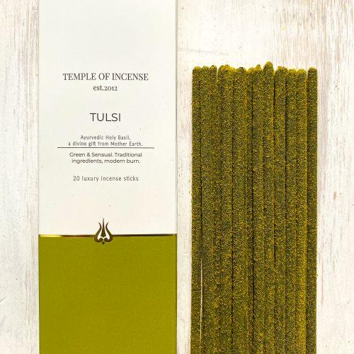 Tulsi incense sticks
